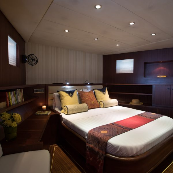 Super Yacht accomodation