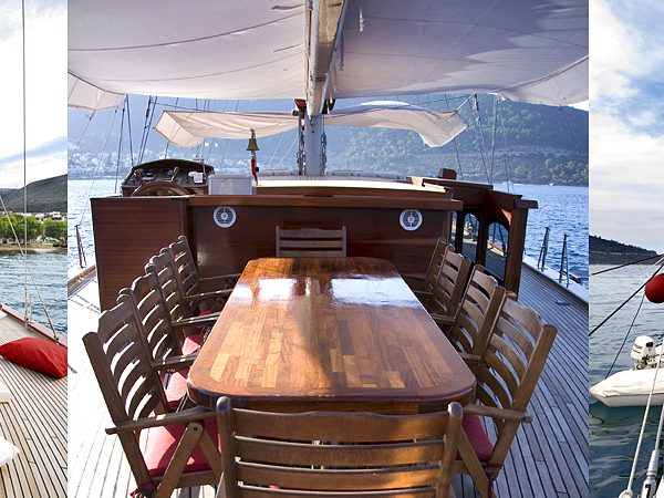 Luxury Yacht - Thailand - Sailing the Orient Pearl