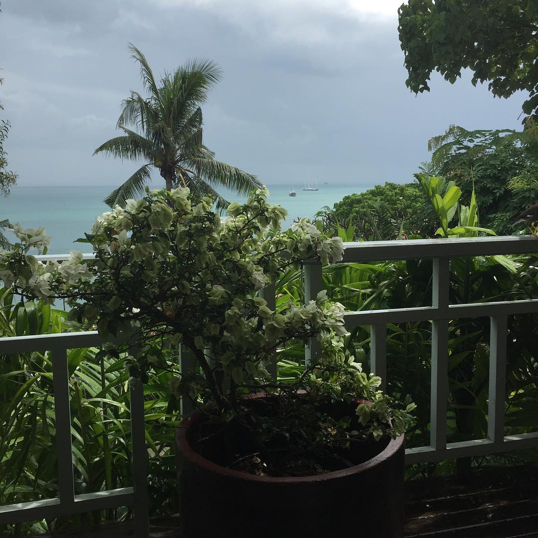 Raining season in Phuket