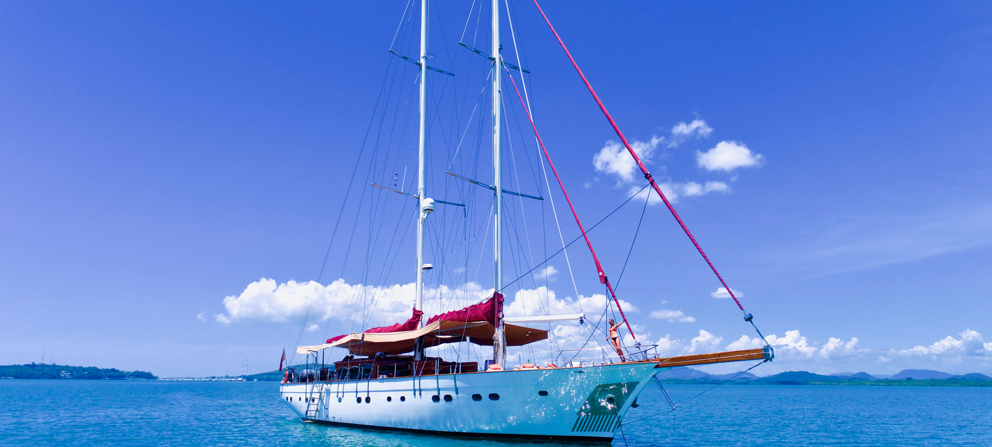 Orient Pearl Yachting